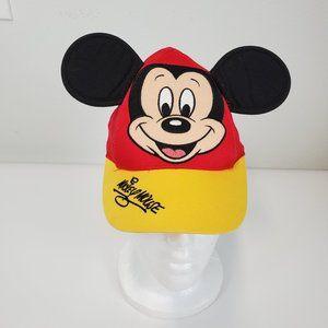 Disney Parks Authentic Original Mickey Mouse Hat